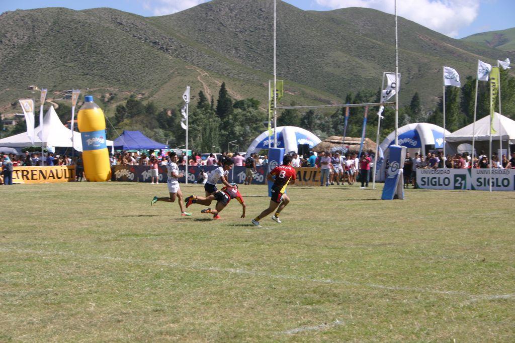 XIX Seven de Rugby Tafí del Valle 2018