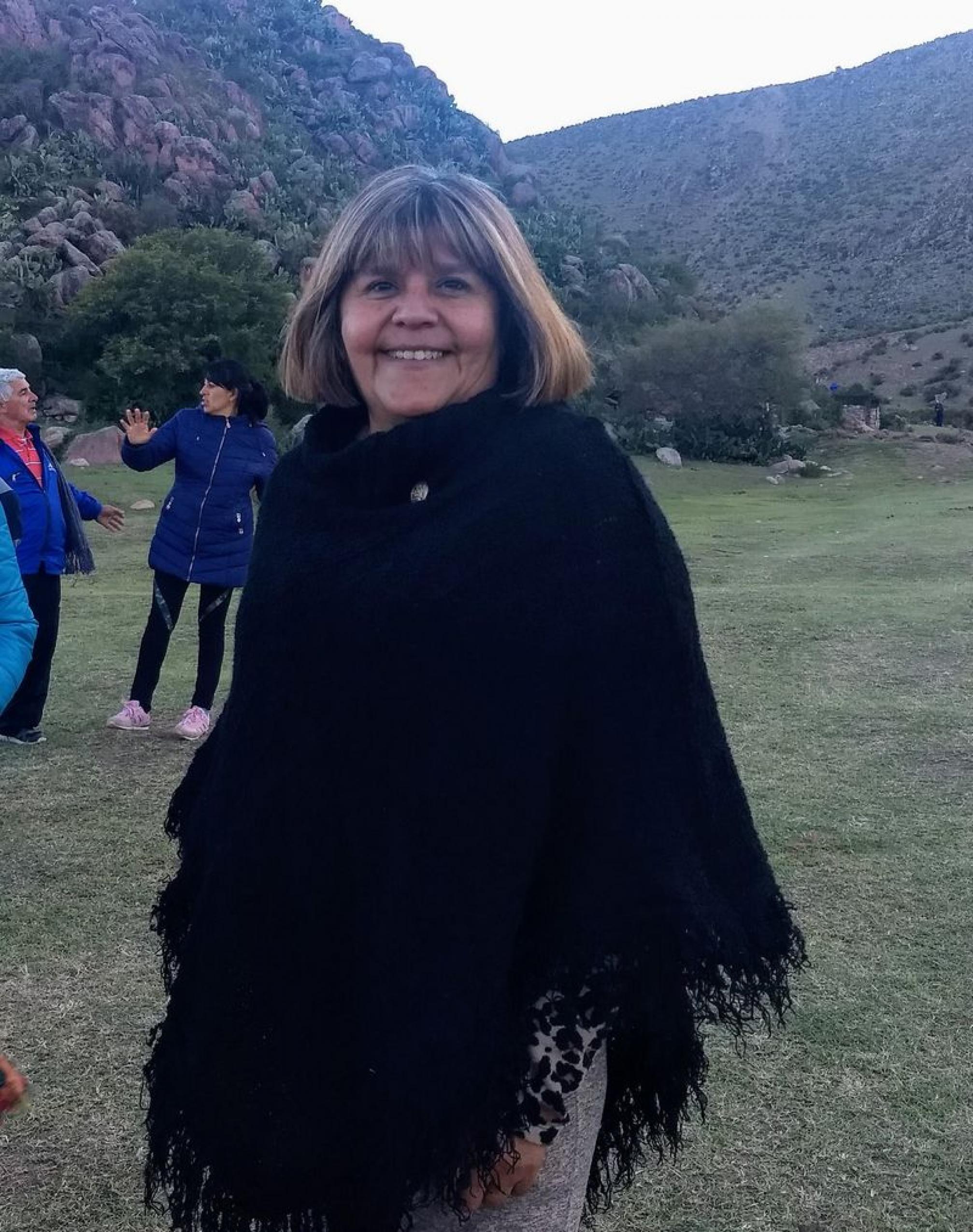 Isabel Carrazano, pueblo de Jesús
