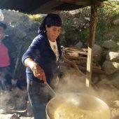 Fiesta, tradición y trabajo: la yerra de los Cruz - TafidelValle.com