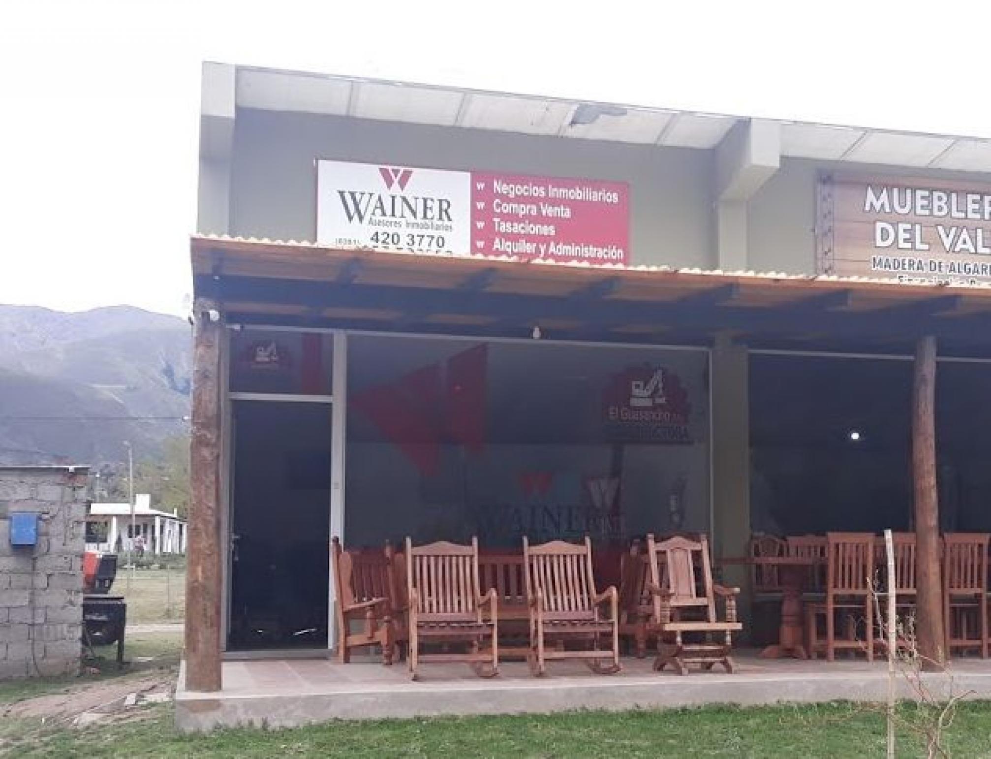 Wainer Inmobiliaria - Tafí del Valle