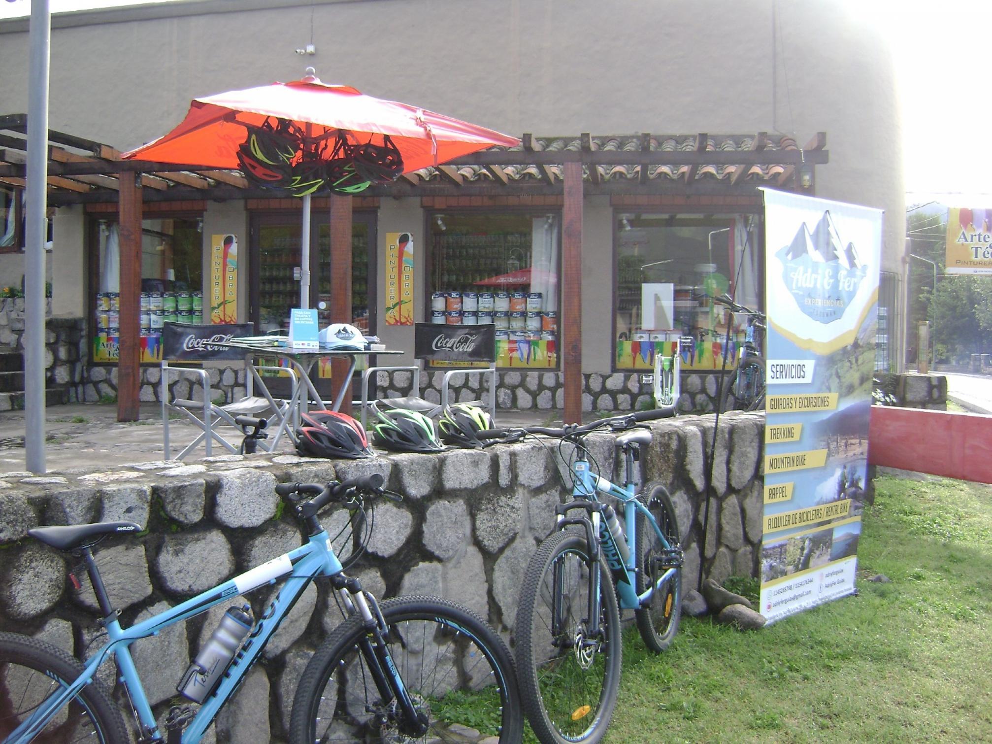 Alquiler de bicis - Adri y Fer Experiencias