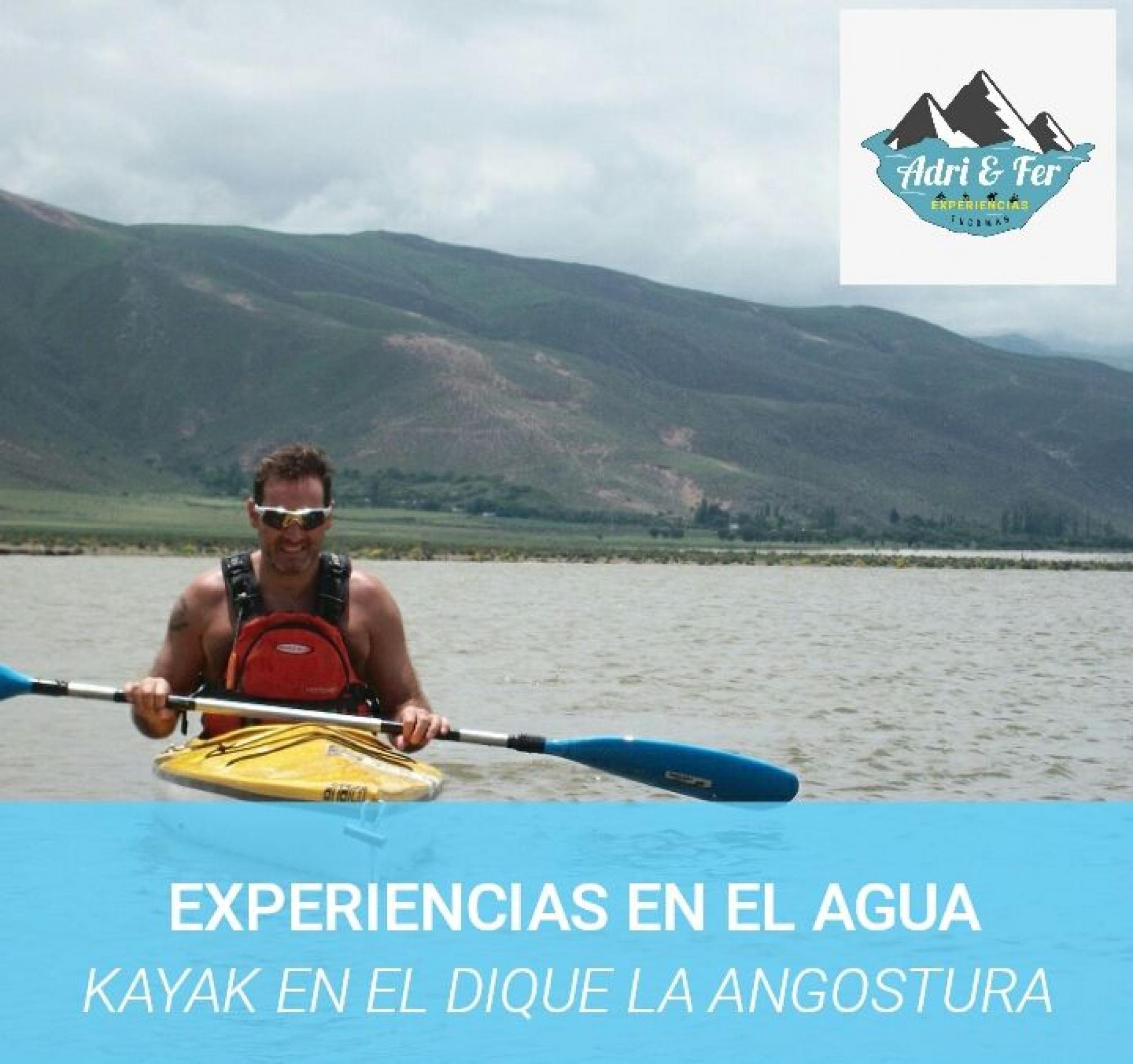 Kayak - Adri y Fer Experiencias