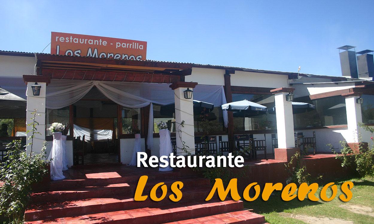 Restaurante Los Morenos - Parrilla