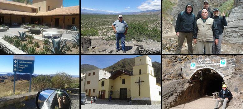 Daniel Bolomo Excursiones